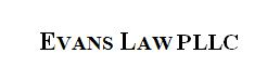 EVANS LAW PLLC logo